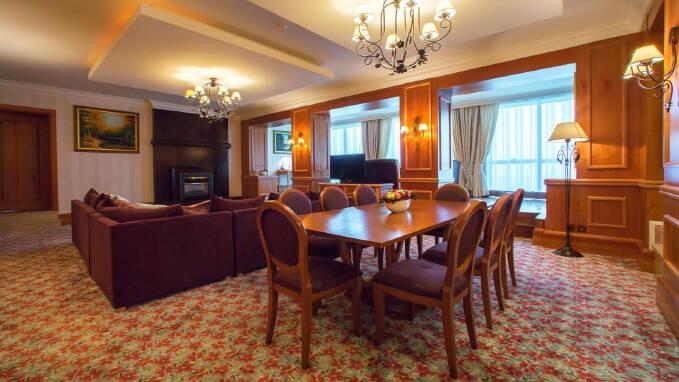 Готель Ріксос Прикарпаття: повноцінний відпочинок з комфортом