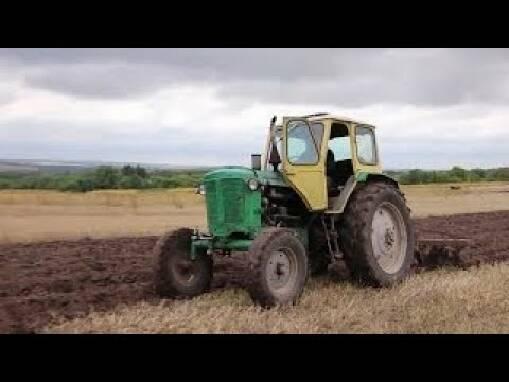 Вспашка земли цена Украинавыгодная в компании Авантаж