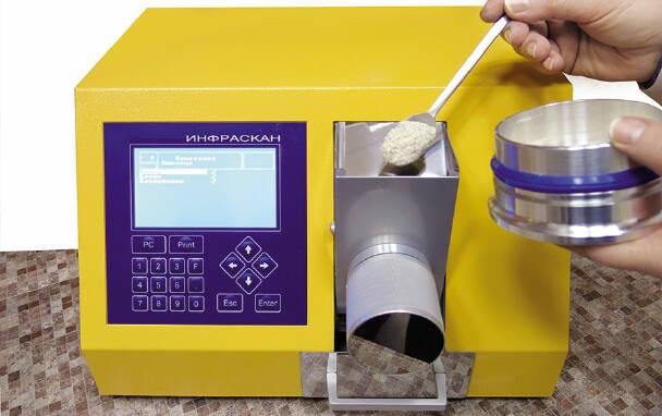 У продажу дешеві аналізатори зерна