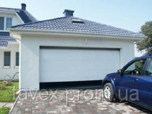 В продажу автоматичні ворота для гаража