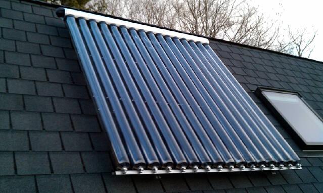 Купити вакуумні трубки наабсорбер сонячного колектора