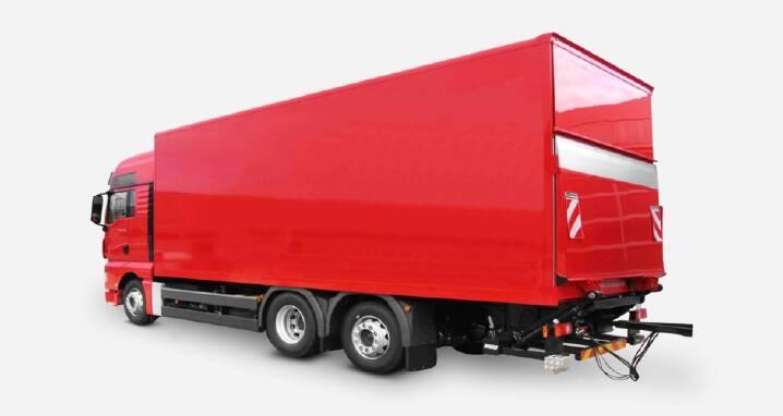 Продаж вантажних причепів від виробника