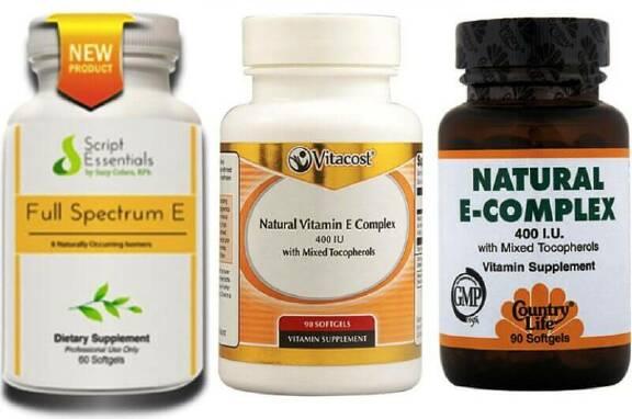 Вітамін Е в ампулах недорого