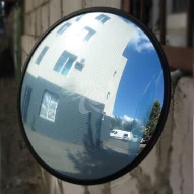 Сферичні дзеркала безпеки в асортименті