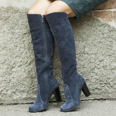 Купити осінні чоботи за вигідною ціною - Оголошення - УкрБізнес d4b882df5dabd