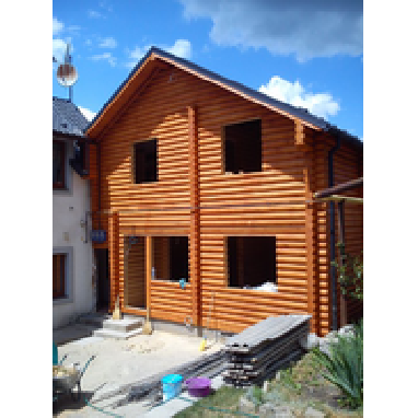 Купити будинок з бруса недороговід виробника
