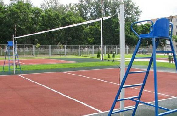 Качественные стойки волейбольные купить Украина