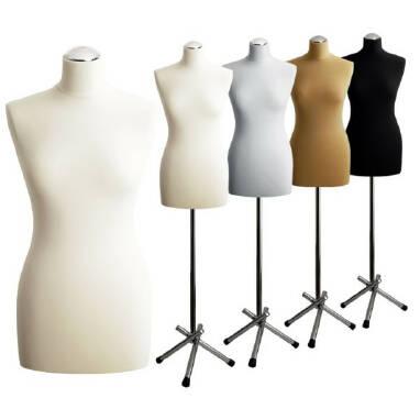 Купити манекен для одягу можна вигідно на нашому сайті!