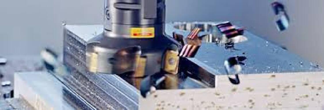 Фрезерування металу від компанії Промгідросила – швидко та якісно!