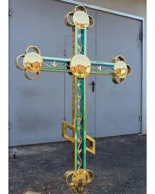 У продажі хрест накупольний