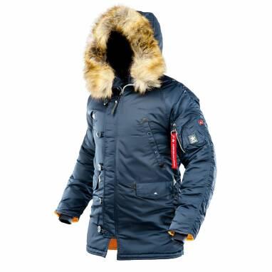 Зимові куртки аляски N-3B Winter Parka Airboss, США