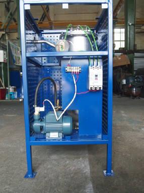 В продаже парогенератор электрический мощный