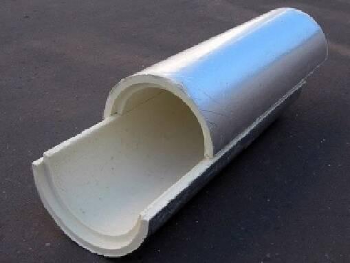 Утеплення пластикових труб недорого