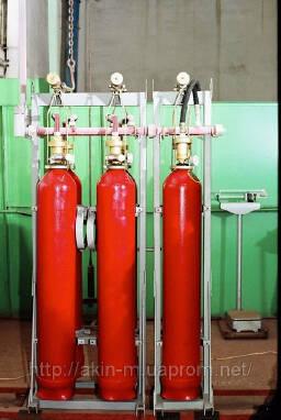 Купить модульные установки газового пожаротушения