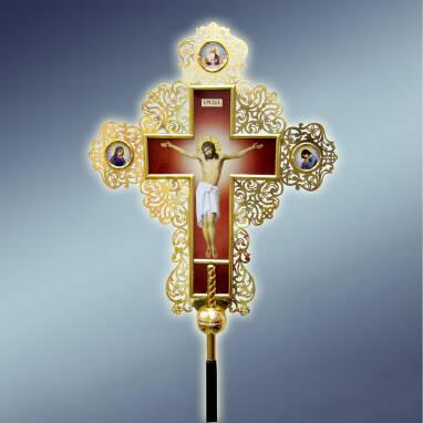 Купити запрестольний хрест Україна