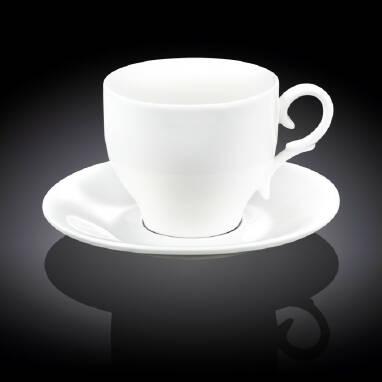 Реалізуємо білі чайні чашки