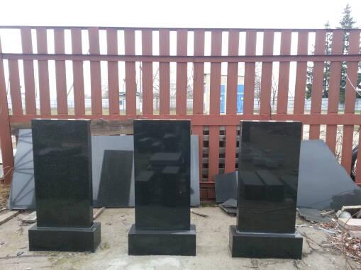 Пам'ятник з габро замовити