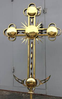 Придбати хрест накупольний