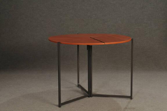 Купити розкладний круглий стіл трансформер