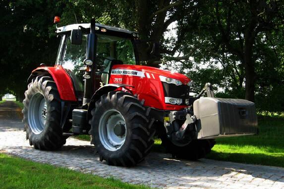 Купити трактор новий можна в ВФК!