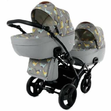 Дитячі коляски для близнюків купити недорого