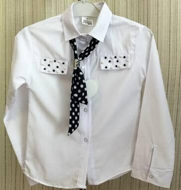 Шкільні блузки оптом та інші товари для школи!