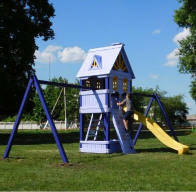 Детская игровая площадка для дачи Киевв нашем асортименте