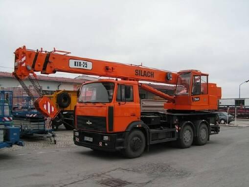 Кран Силач КТА-25 купити в Україні