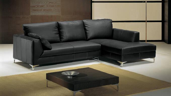 Купуйте кутовий шкіряний диван недорого в Arredo Eleganti!