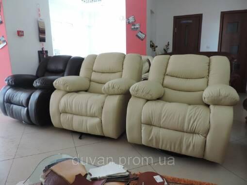 Купуйте якісне крісло з механізмом реклайнер у Valaga!