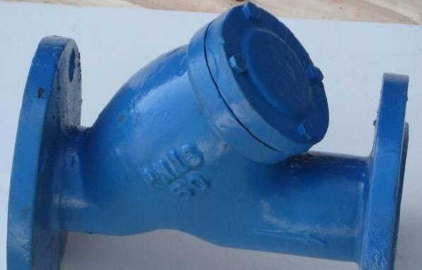 Фільтр чавунний  фланцевий РУ16 ДУ40-200