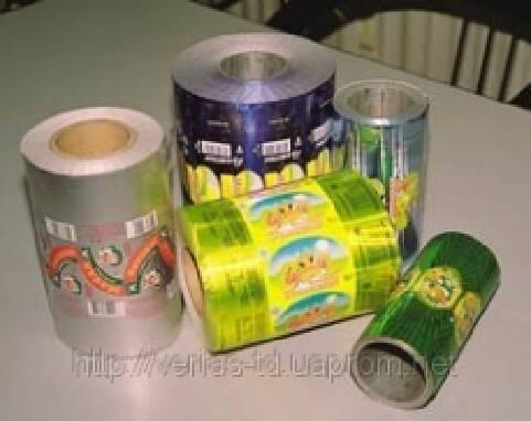 Виробляємо рулонну упаковку