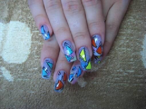 Курси нарощування нігтів гелем