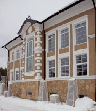 Фасадний декор з пінопласту, Вінниця