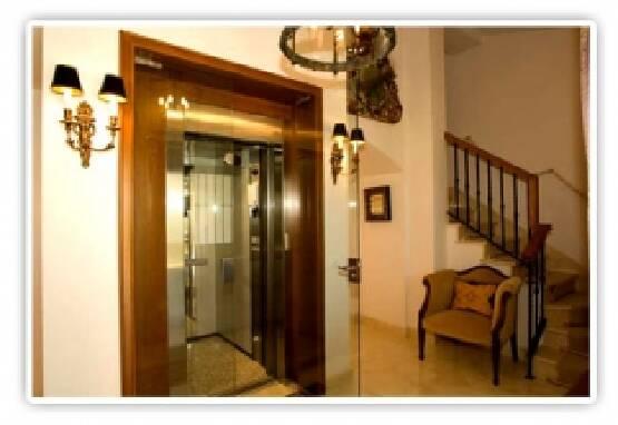Установка коттеджных лифтов по индивидуальным заказам