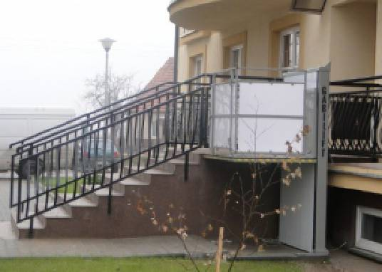 Изготовление и установка лифтов для инвалидов