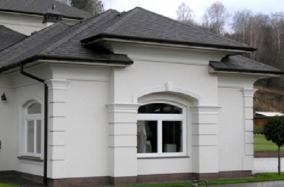 Фасадний декор з пінопласту - низькі ціни!