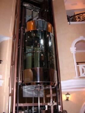 Ліфти пасажирські панорамні