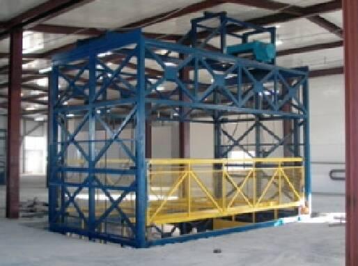 Нестандартні конструкції шахтних підйомників під замовлення