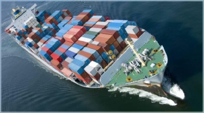 Морські контейнерні перевезення