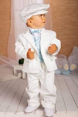 Ультрамодний одяг для хлопчиків Краснал: зробіть свого малюка зірочкою свята!
