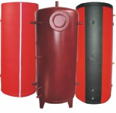 Пропонуємо купити баки акумулятори гарячої води