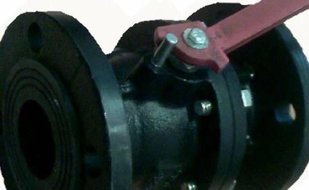 Предлагаем 11ч2фт краны шаровые чугунные фланцевые РУ16 ДУ50-150