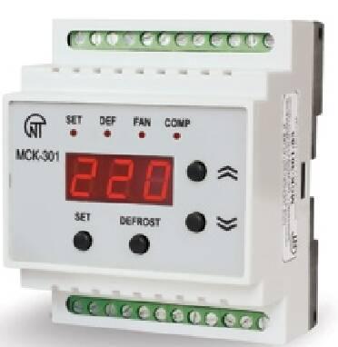 Контролер керування температурними приладами МСК-301-85, Україна, Одеса