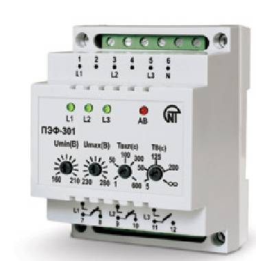 Пропонуємо купити електронний перемикач фаз - надійність у використанні!