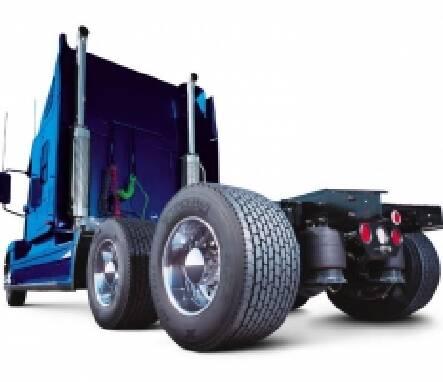 Вантажні шини, яким довіряють у всьому світі!