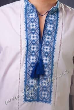 Вишиванка для справжнього чоловіка — якісний одяг від виробника!