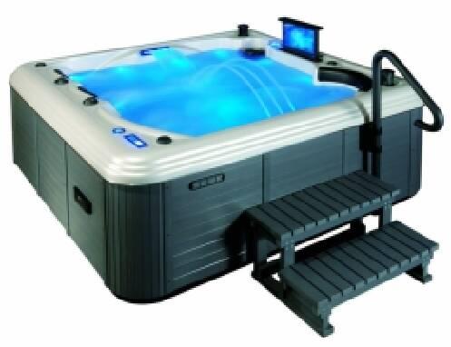 Пропонуємо функціональні та елегантні гідромасажні СПА басейни!