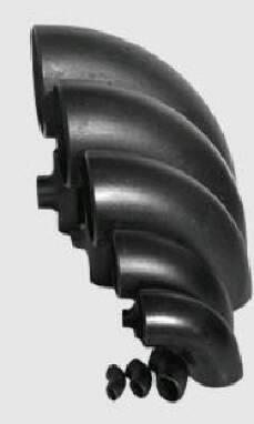 Предлагаем отвод стальной бесшовный крутоизогнутый