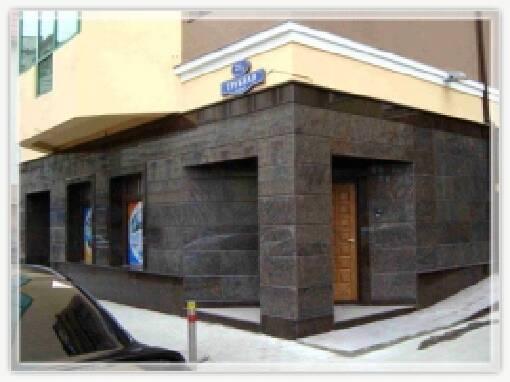 Лицювальна гранітна плитка, модульна та фасадна, в найширшому асортименті!